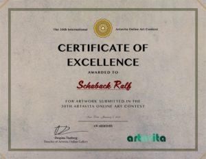 ArtavitaCertification