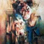 2. kubistisches Bild
