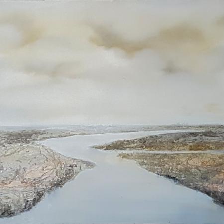 Landschaft Gemälde Künstler Ralf Schaback