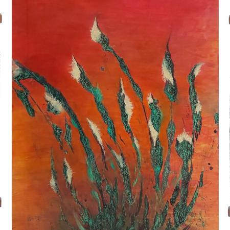 Gemälde Morgenröte
